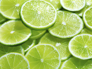 Limes for Dessert