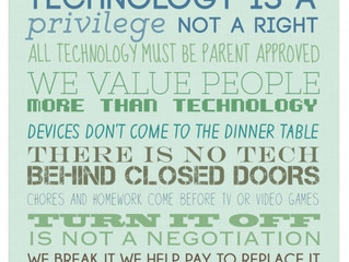 Helpful Technology Rules for Parents