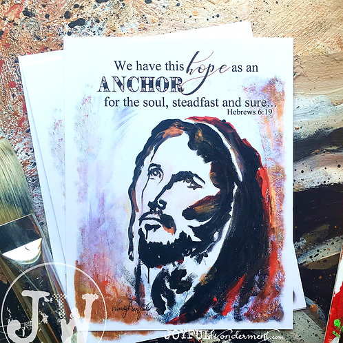 Jesus my Savior -- Art Prints