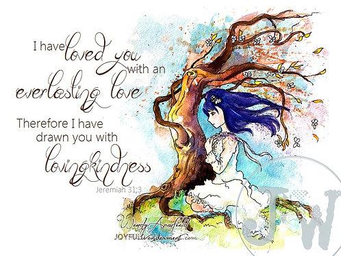 Everlasting Love ~ Art Print