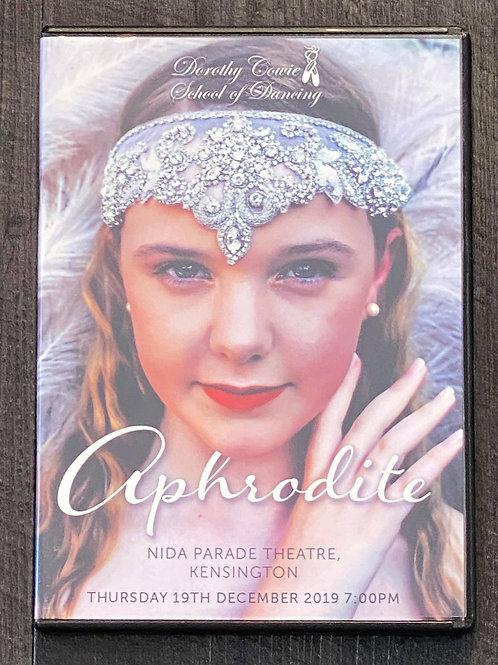 2019 - 'Aphrodite' - Concert DVD