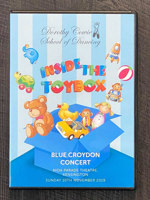 2019 - 'Inside the Toybox' - Concert DVD