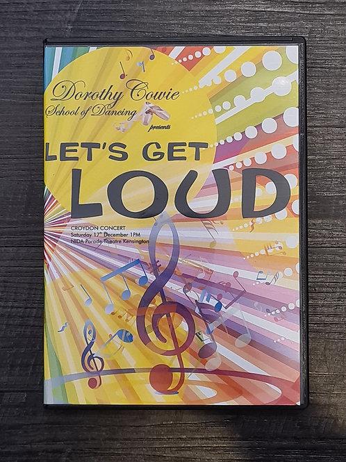 2016 'Let's Get Loud' - Concert DVD