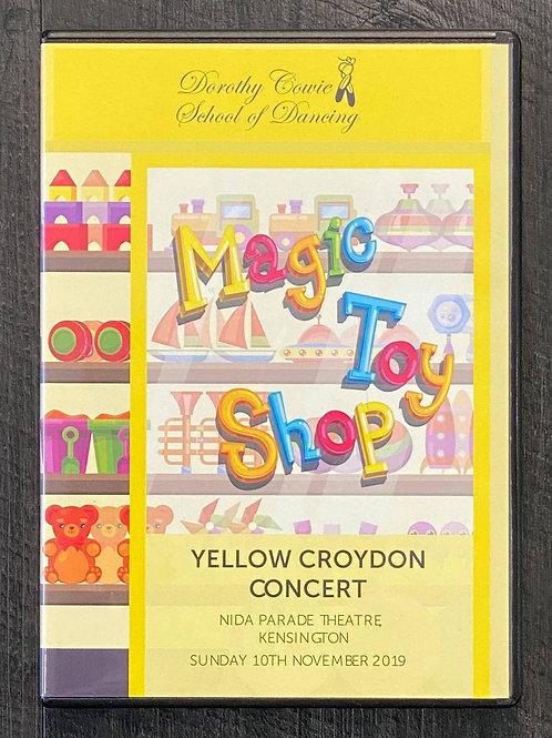 2019 - 'Magic Toy Shop' - Concert DVD