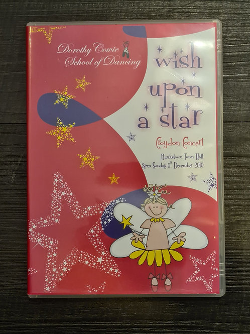 2010 'Wish Upon a Star' - Concert DVD