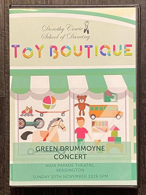2019 - 'Toy Boutique' - Concert DVD