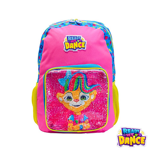 Ready Set Dance Backpack - Twirl