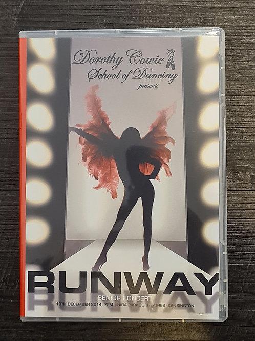 2014 'Runway' - Concert DVD