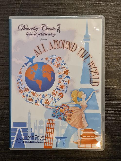 2015 'All Around the World' - Concert DVD