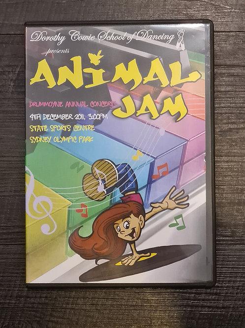 2011 'Animal Jam' - Concert DVD