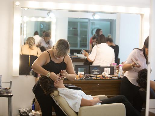 Making Of no Salão de Beleza - Vantagens x Desvantagens