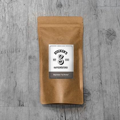 "Kaffee: Espresso ""la Forza"", Kaffeesack"
