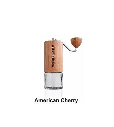 Kaffeemühle: Handmühle, Comandante C40, American Cherry