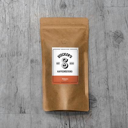 Kaffee: Sidamo, Gr.1, Kaffeesack