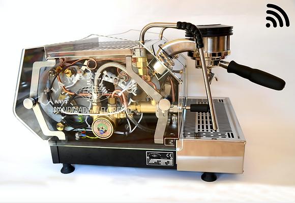 Kaffeemaschine: La Marzocco GS3 AV, Seitenansicht