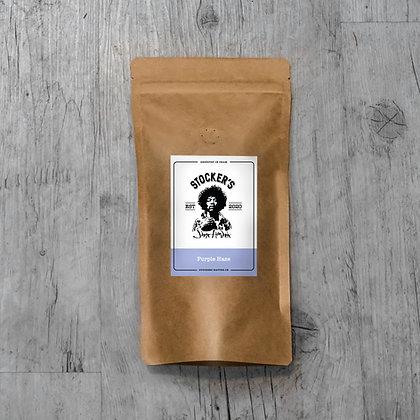 Kaffee: Purple Haze, Kaffeesack