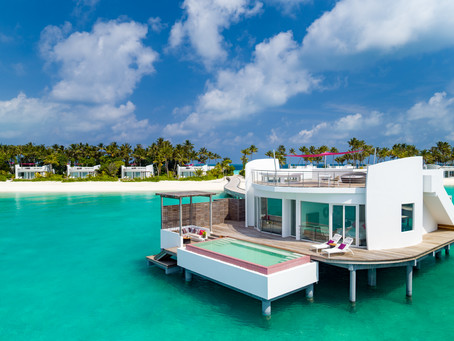 FAST 5: Where to live your best James Bond life in the Maldives