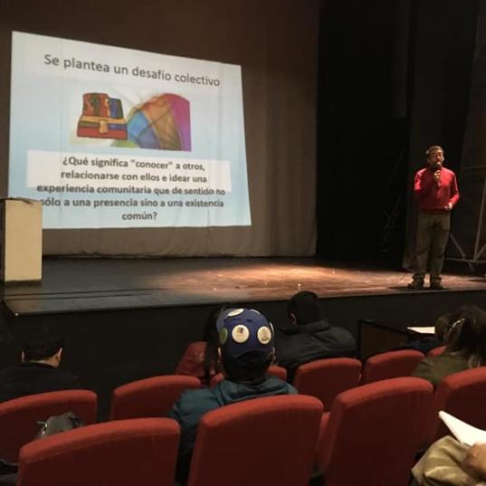 Seminario Universidad Abierta Recoleta