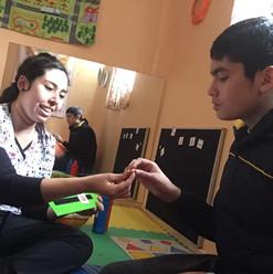 Terapias para niños y jóvenes
