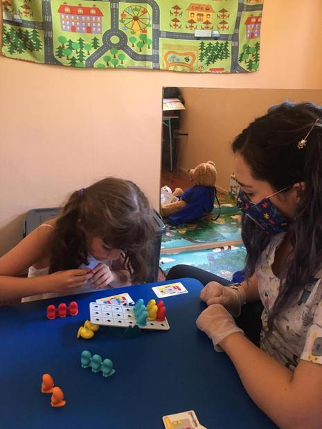Terapia de Desarrollo del Lenguaje y Comunicación