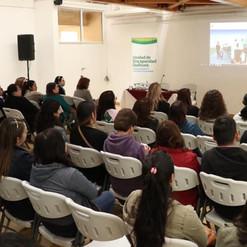 Otro de los Seminarios Gratuitos organizados por Fundación sin Barreras
