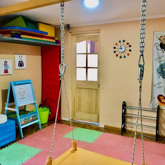 Sala de Terapia Ocupcional