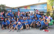 Nuestra comunidad en Navidad