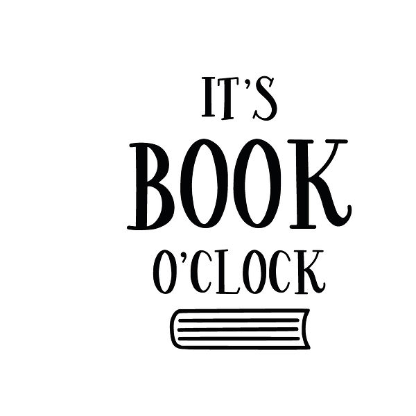 It is book o'clock Png | Free Iron on Transfer Slay & Silly Quotes T- Shirt Design in Png