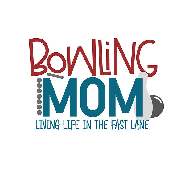 Bowling mom | Free Iron on Transfer Cool Quotes T- Shirt Design in Png