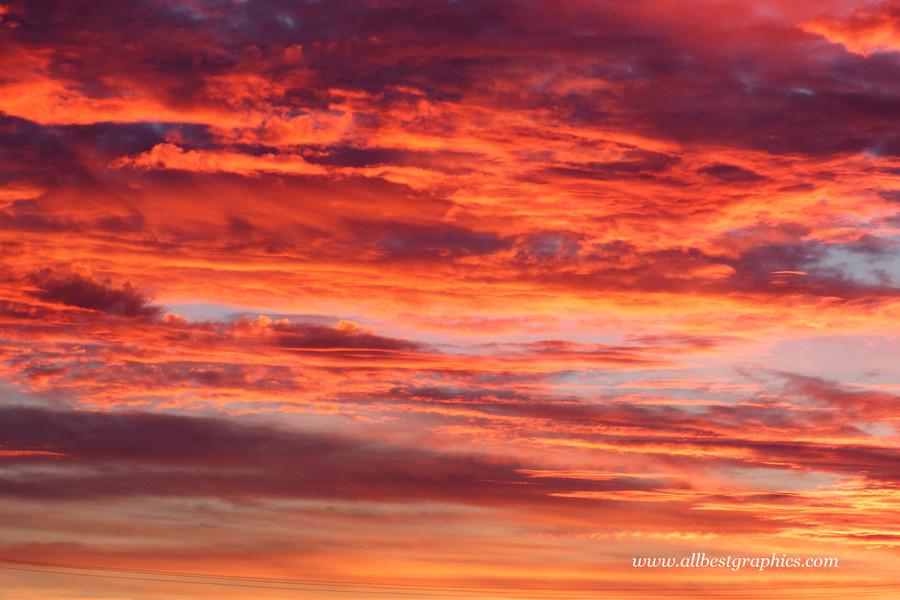 Glorious dark sunset overlay   Photoshop overlays