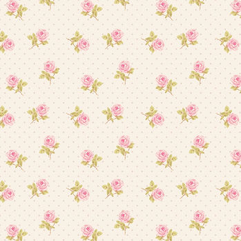 Summer floral digital paper with peonies   Hand Painted Paper