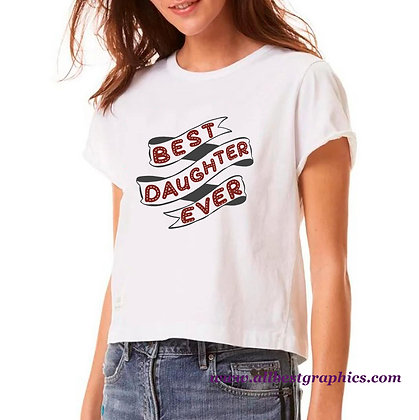 Best Daughter Ever | Brainy Quotes & Signs Cut files in Dxf Svg Eps