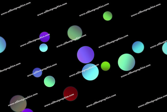 Gorgeous Christmas Lights Bokeh Clip Art   Elegant Overlay for Photoshop