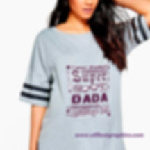 I Would be a Super Cool Dada | Sarcastic T-shirt Quotes & Signs in Eps Svg Png