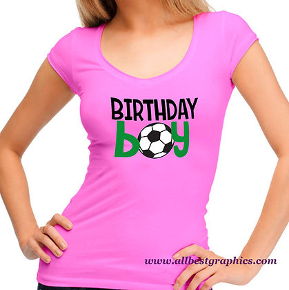 Birthday Boy Soccer | Cool Quotes & Signs for Silhouette Cameo and Cricut
