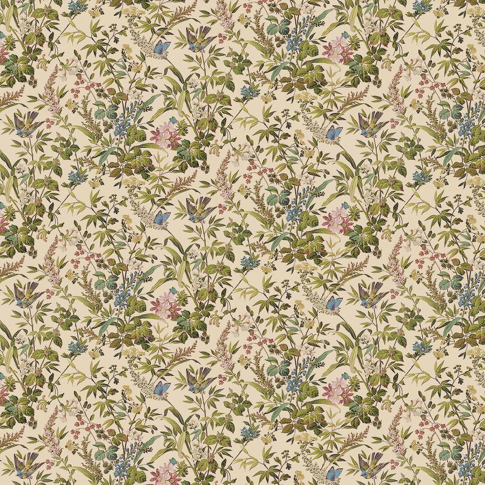 Watercolor floral digital paper with roses | Invitation Digital Paper