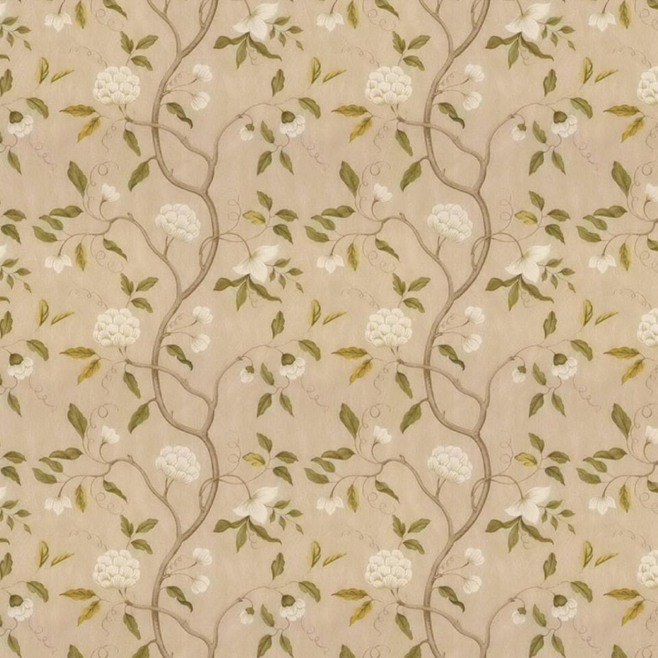Watercolor floral digital paper with peonies   Scrapbook Digital Paper