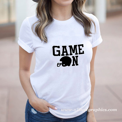 Game On | Sarcastic Sport Quotes & Signs in Eps Svg Png Dxf