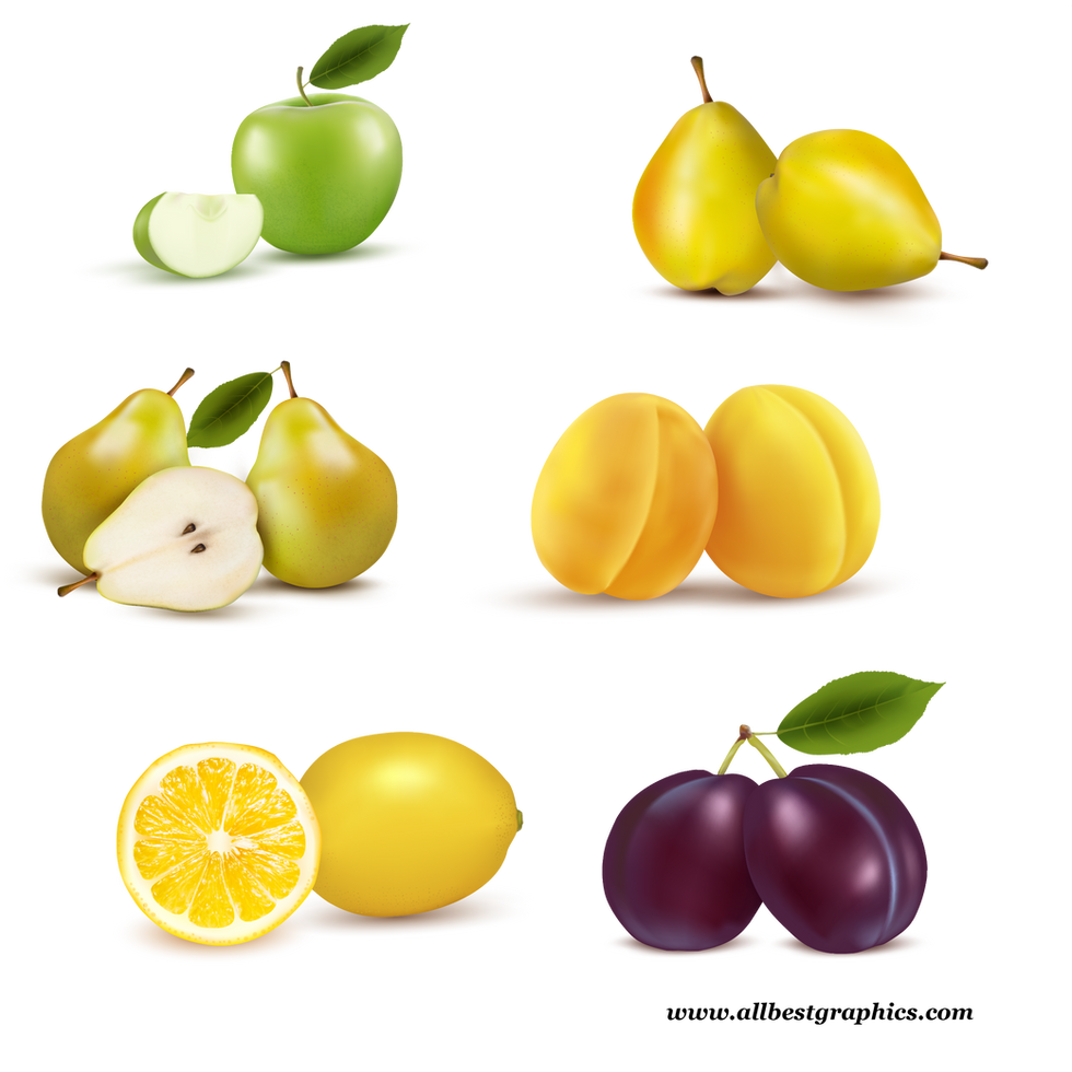 Beautiful Organic & Mixed Fresh Farm Fruits and Vegetables | Food clipart png free download