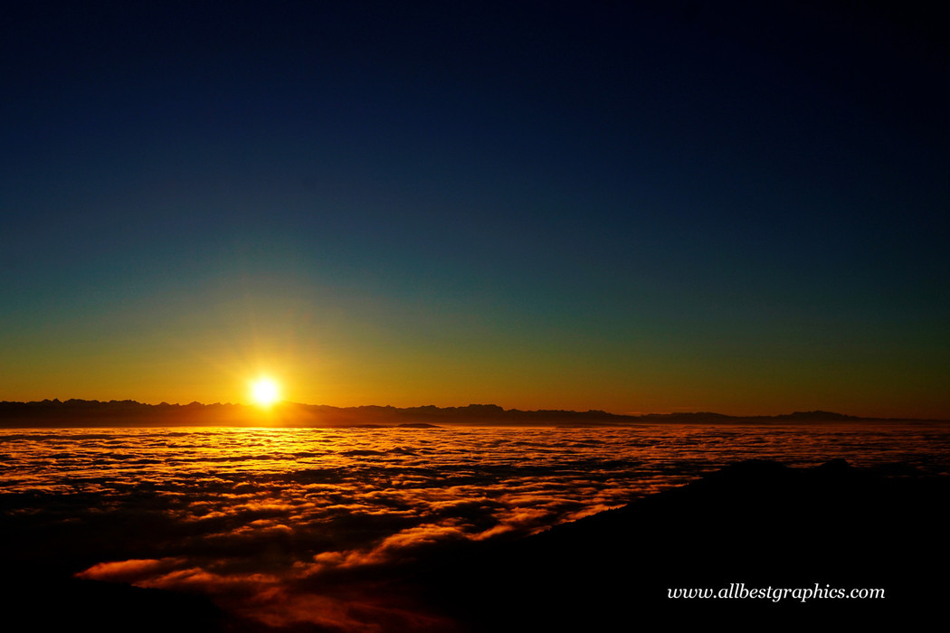 Beautiful dark sunset sky   Ps Photo Overlays