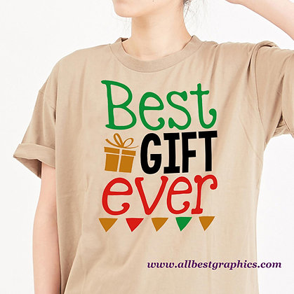 Best Gift Ever   Best Quotes & Signs Cut files in Svg Dxf Eps