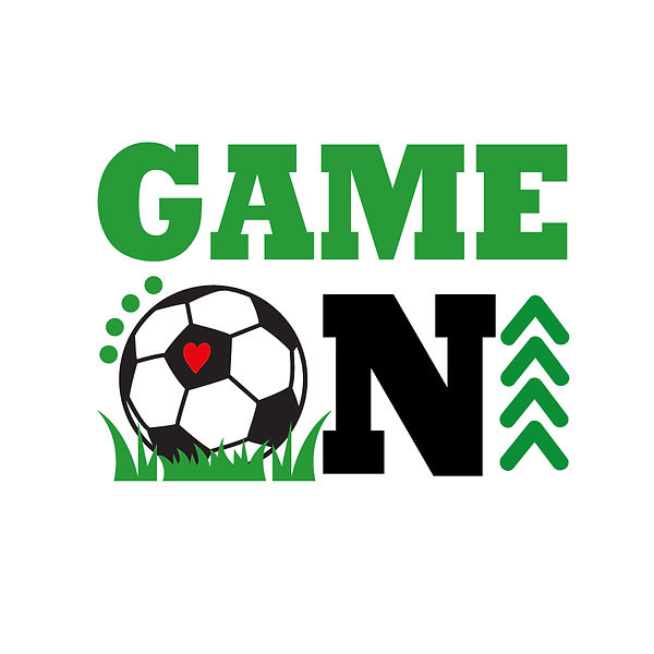 Game on soccer Png | Free download Iron on Transfer Sassy Quotes T- Shirt Design in Png