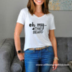 Oh my that beard | Slay and Silly T-shirt Quotes for Silhouette Cameo and Cricut