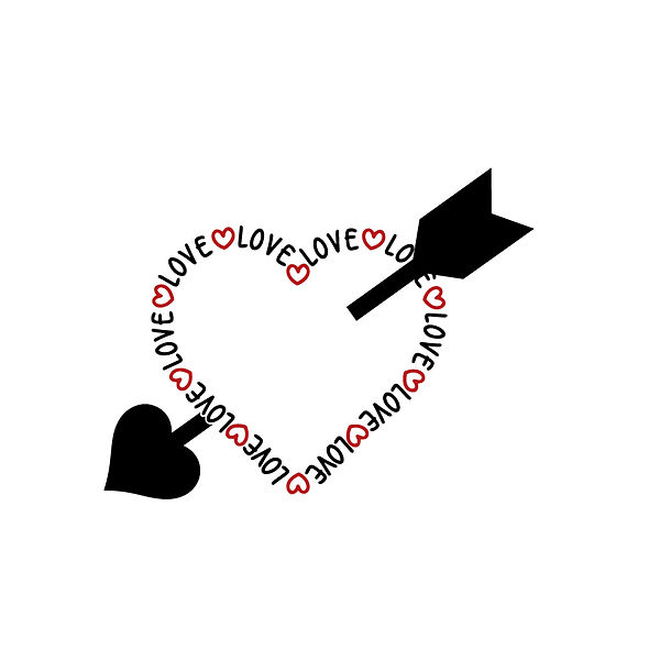 Love heart  Png | Free Printable Sarcastic Quotes T- Shirt Design in Png