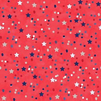 Colorful USA 4th of July Patriotic background | Fine Art Digital Paper