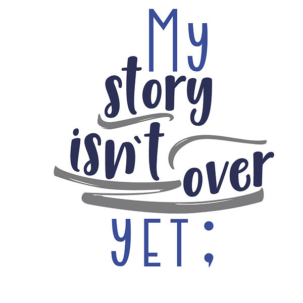 My story isnt over yet Png | Free Iron on Transfer Funny Quotes T- Shirt Design in Png