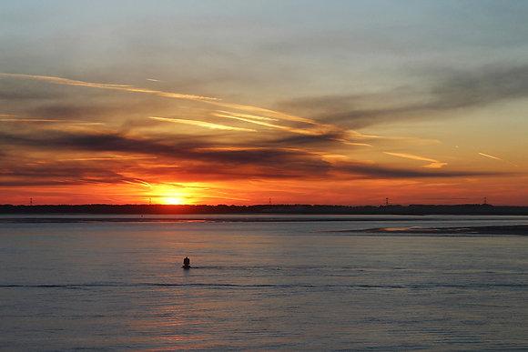 Stunning sky sunset photoshop overlays size - 5400x3600 300ppi