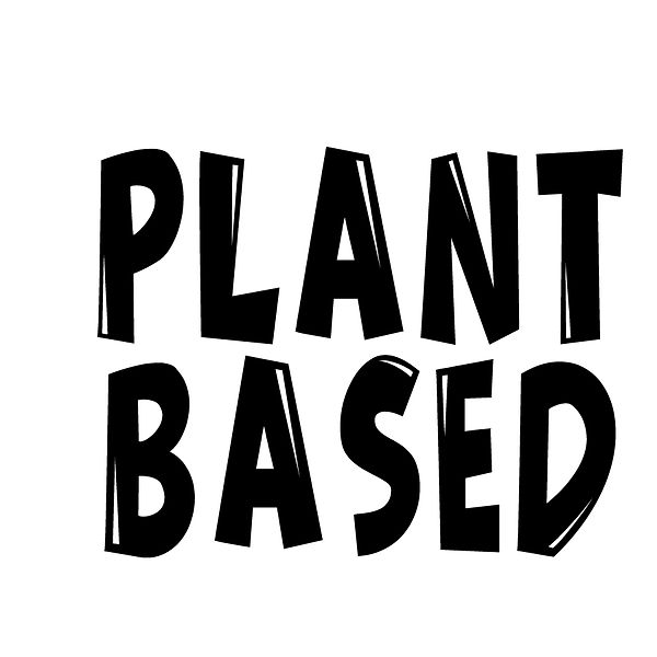 Plant based   Free Printable Sarcastic Quotes T- Shirt Design in Png