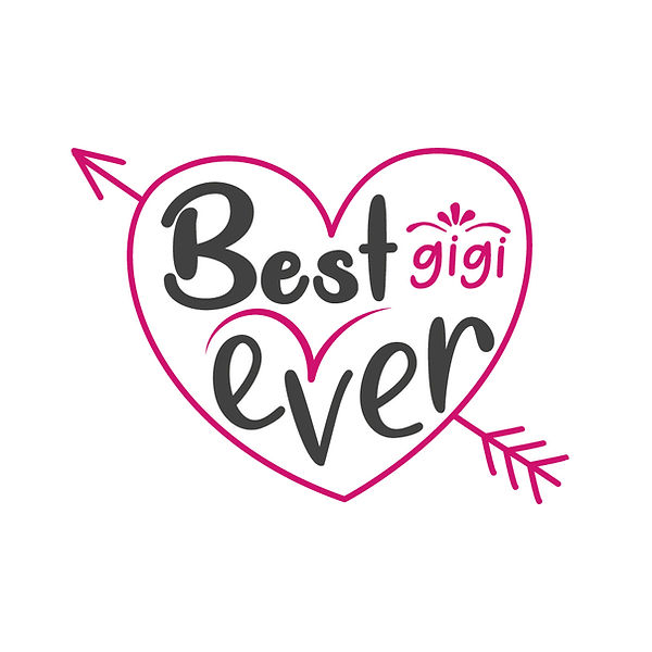 Best gigi ever | Free download Printable Cool Quotes T- Shirt Design in Png