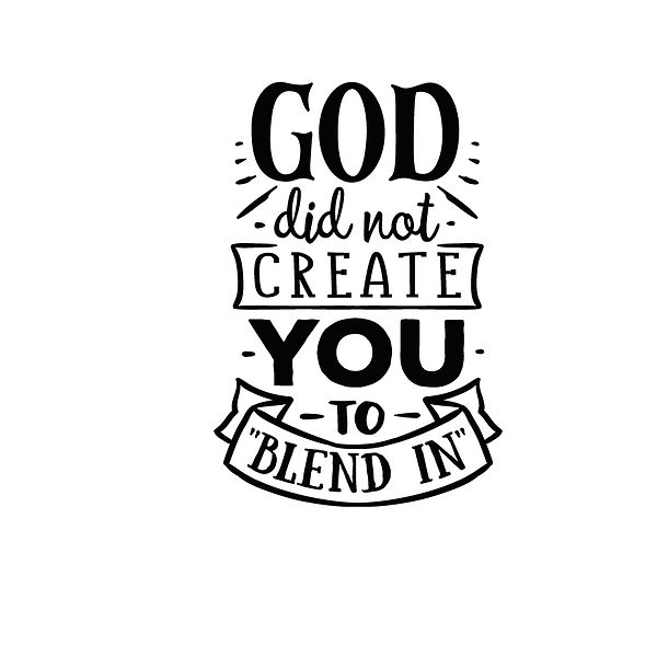God did not create you Png | Free download Iron on Transfer Sassy Quotes T- Shirt Design in Png